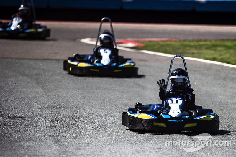 Participantes de Kart