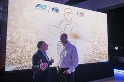 Jean Todt, Başkanı, FIA ve Bruno Michel