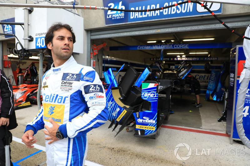 フェリペ・ナッセ(F1出走 40回):#47 Cetilar Villorba Corse Dallara P217 Gibson