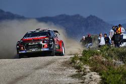 Мадс Остберг и Торстейн Эриксен, Citroën C3 WRC, Citroën World Rally Team