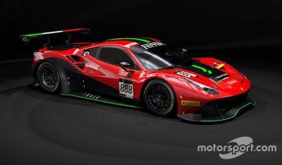 Annuncio Rinaldi Racing