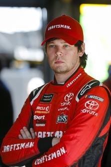 Erik Jones, Joe Gibbs Racing, Toyota Camry Craftsman