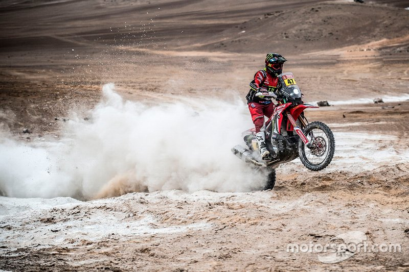 #47 Monster Energy Honda Team Honda: Кевін Бенавідес