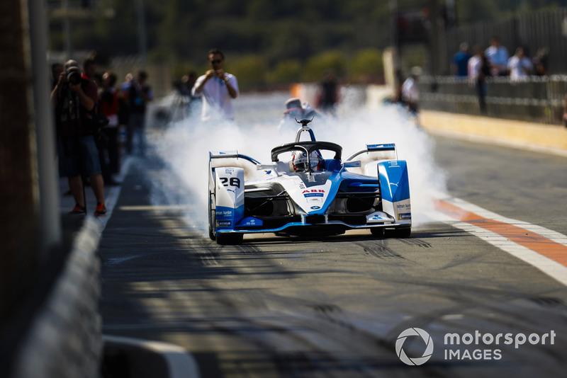 Антонио Феликс да Кошта, BMW I Andretti Motorsports, BMW iFE18