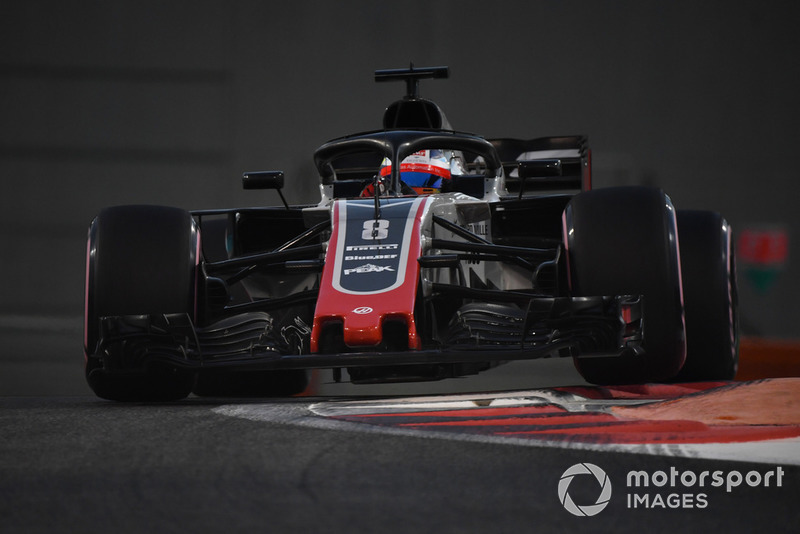 7: Ромен Грожан, Haas F1 Team VF-18 – 1:36.192