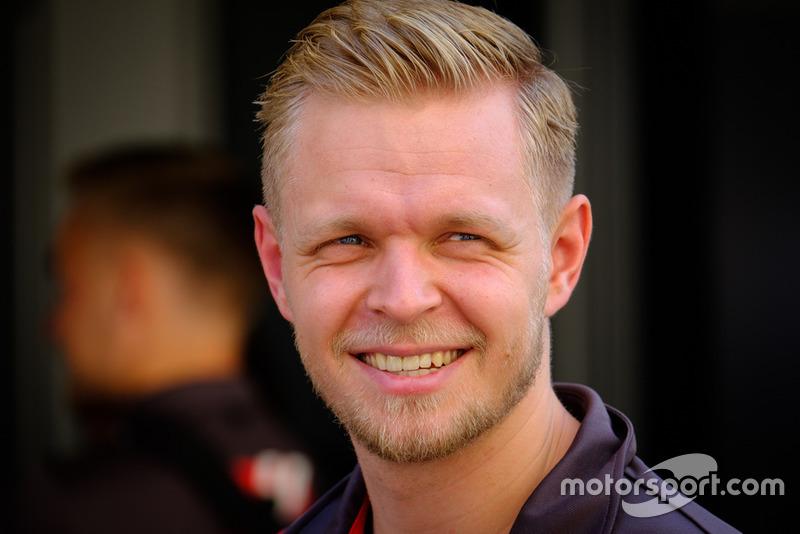 #20 Kevin Magnussen