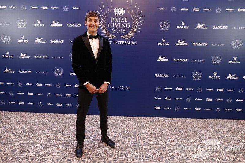 FIA Formula 2 Championship: George Russell