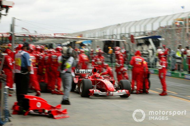 #71 GP d'Australie 2004