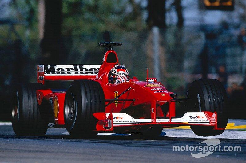 38勝目:2000年サンマリノGP