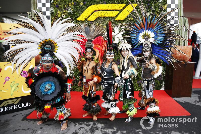 Гран Прі Мексики: костюмоване мистецтво