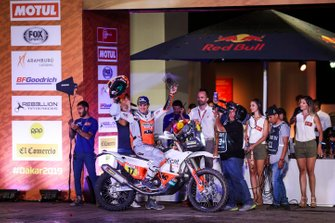 Podium : Red Bull KTM Factory Racing KTM: Laia Sanz