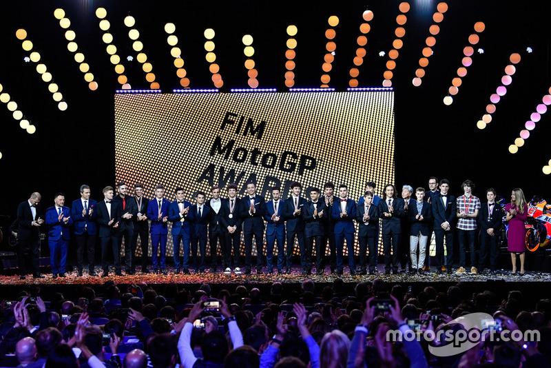 Tous les lauréats de la cérémonie 2018