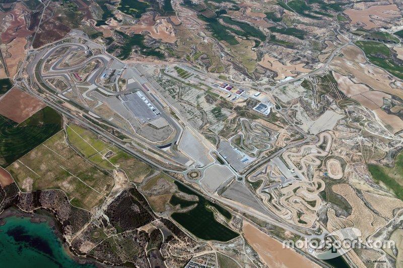Annuncio Motorland Aragon