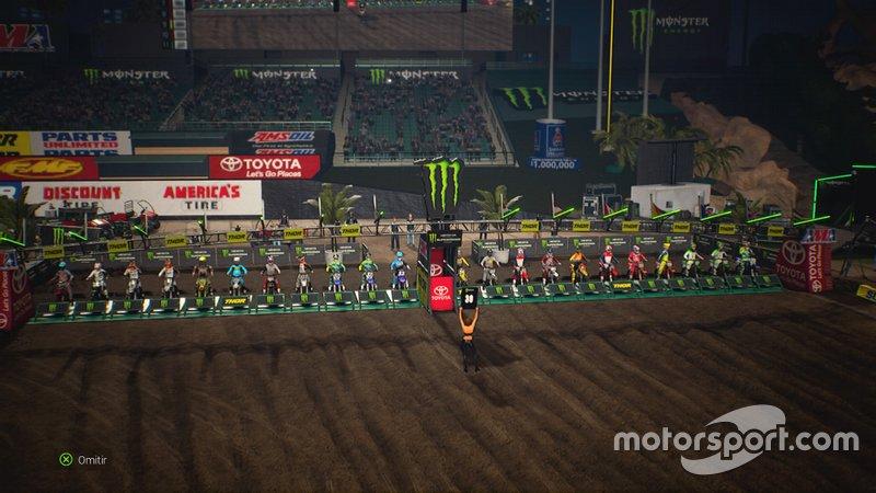 Screenshots Monster Energy Supercross 2