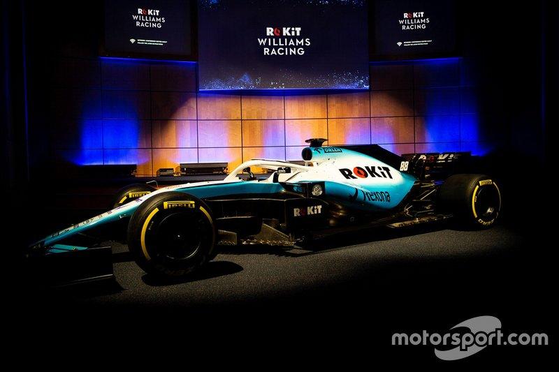 Das neue Williams-Design