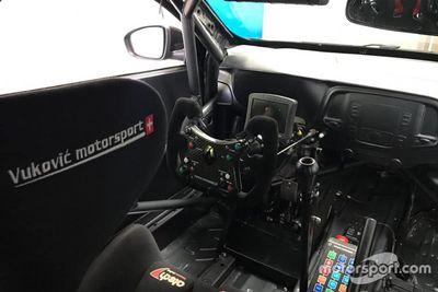 Annonce Vuković Motorsport