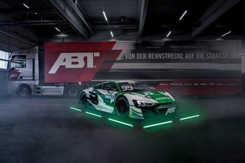 Abt Sportsline livery unveil