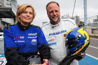 Smudo und Julia Klöckner