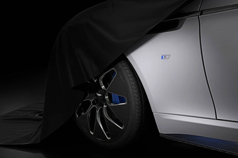 Aston Martin Rapide E detail
