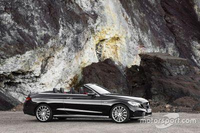 Présentation des Mercedes-Benz C 400 4MATIC Cabriolet et AMG C 43 4MATIC Cabriolet