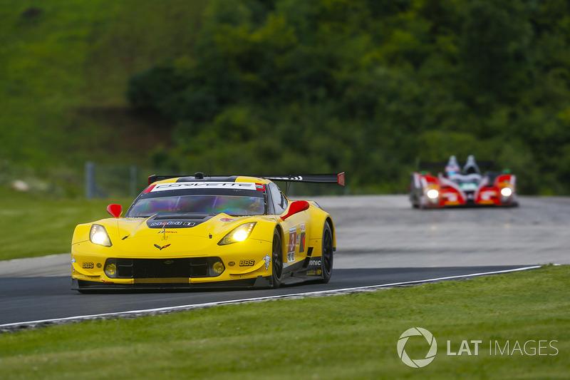 #3 Corvette Racing Chevrolet Corvette C7.R: Антоніо Гарсія, Ян Магнуссен