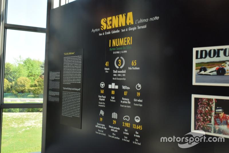 Statistik: Die Formel-1-Karriere von Ayrton Senna