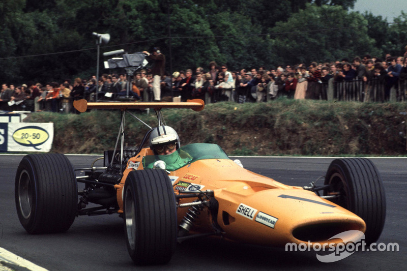 Денні Х'юм, McLaren M7A