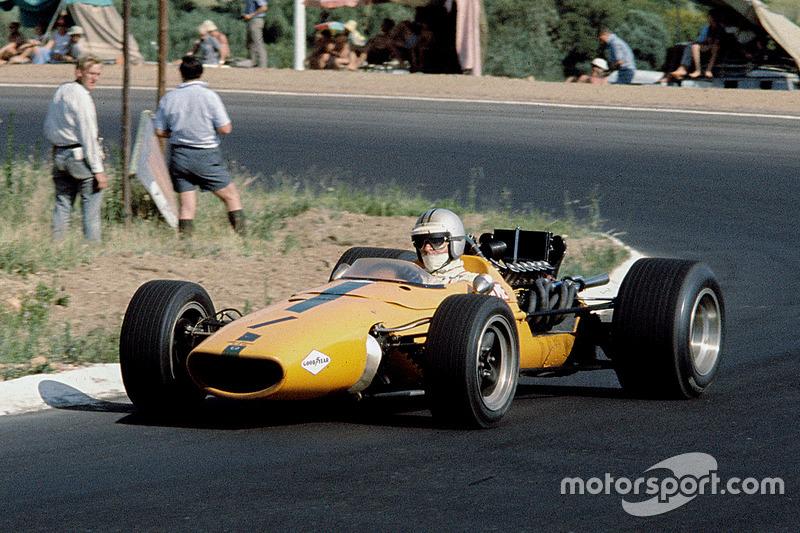1968. McLaren M5A BRM