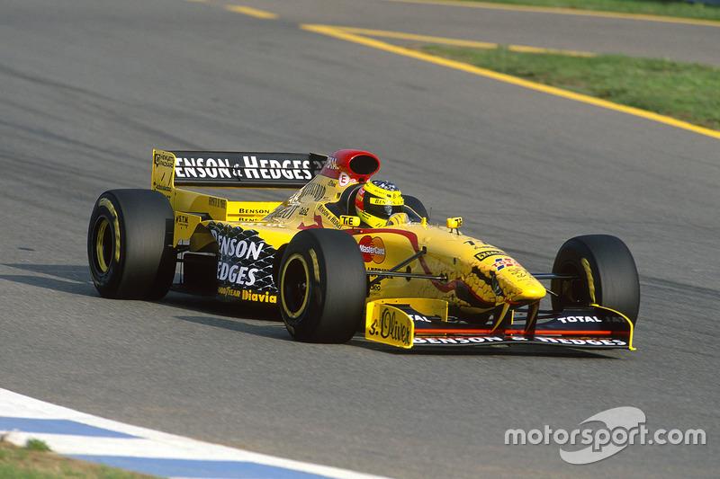 #11 : Ralf Schumacher, Jordan 197