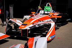 Car of Nick Heidfeld, Mahindra Racing