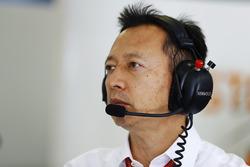 Yusuke Hasegawa, Direktör, Honda