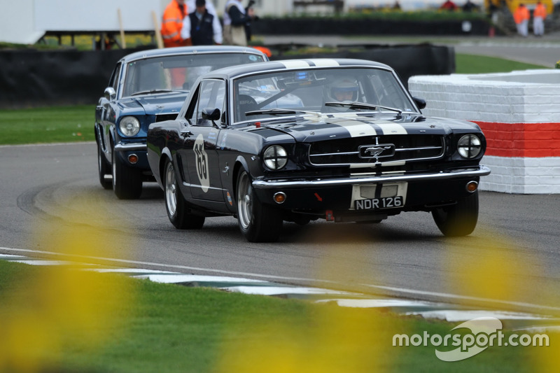 Pierpoint Cup, Nick Ruddell, Mustang