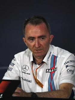 Paddy Lowe, Williams Hissedarı ve Teknik Direktörü