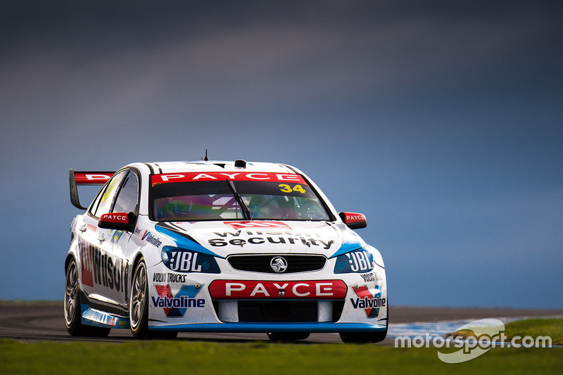 James Moffat, Garry Rogers Motorsport
