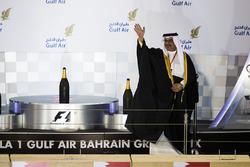Sceicco Salman bin Hamad bin Isa Al Khalifa, Principe ereditario del Bahrain