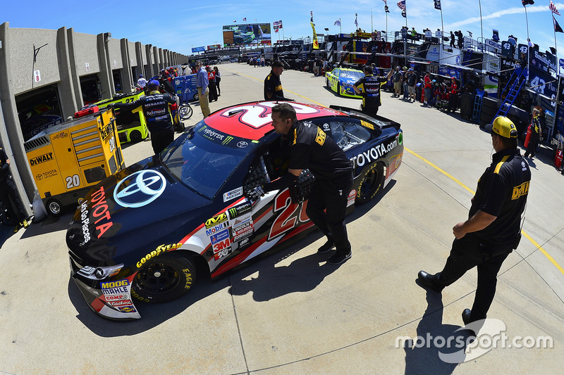 Matt Kenseth, Joe Gibbs Racing, Toyota