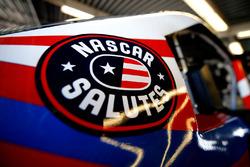 NASCAR Salutes decal