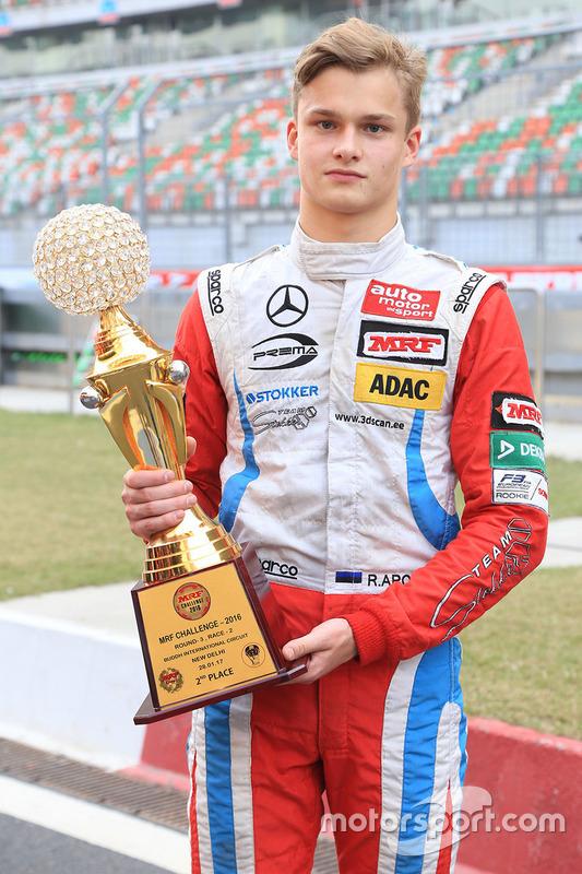 2. Ralf Aron