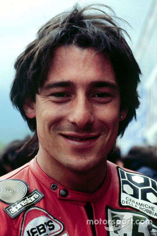 Marco Lucchinelli, Cagiva
