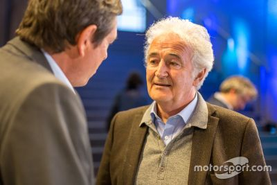 Conferencia de prensa de las 24h de Le Mans y WEC