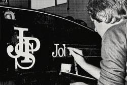 Paul Crowland, F1 Team Lotus