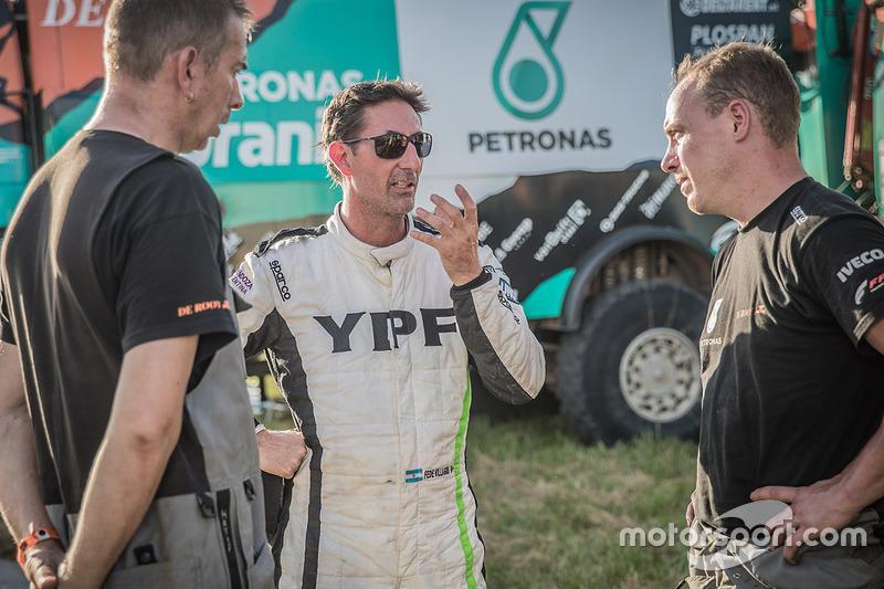Federico Villagra, Team De Rooy