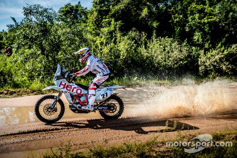 #27 Hero MotoSports Team Rally: Хоаким Родригес