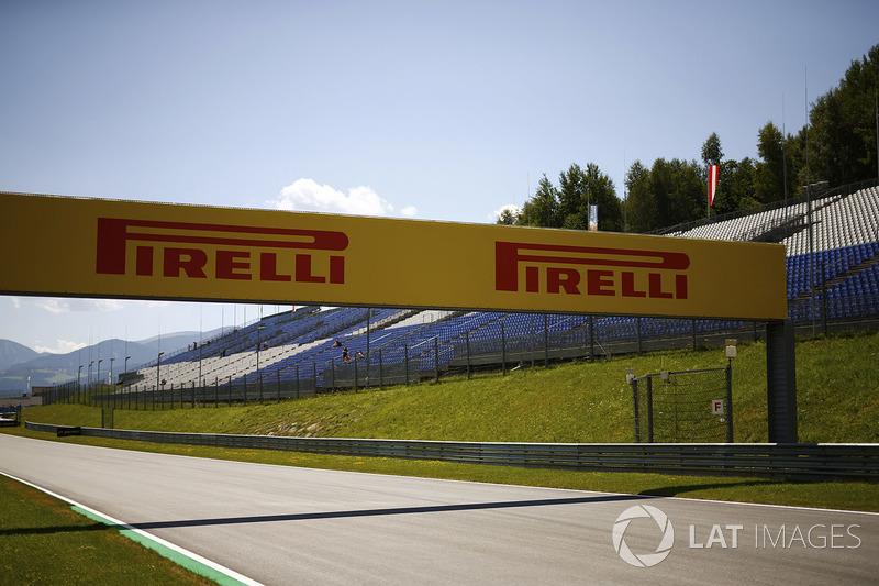 Señalización de Pirelli