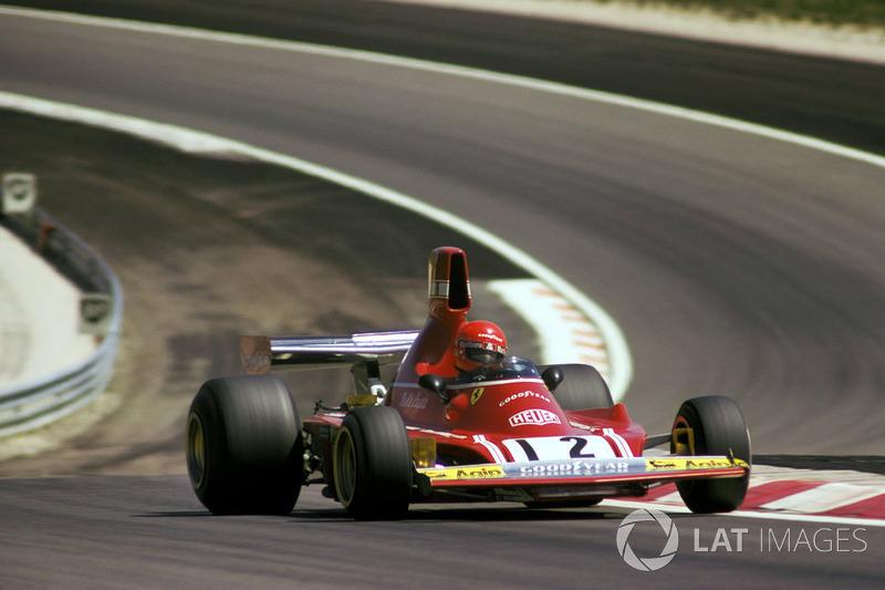 1. Франція-1974, Діжон-Пренуа: Нікі Лауда, Ferrari 312B3 - 0.58,790