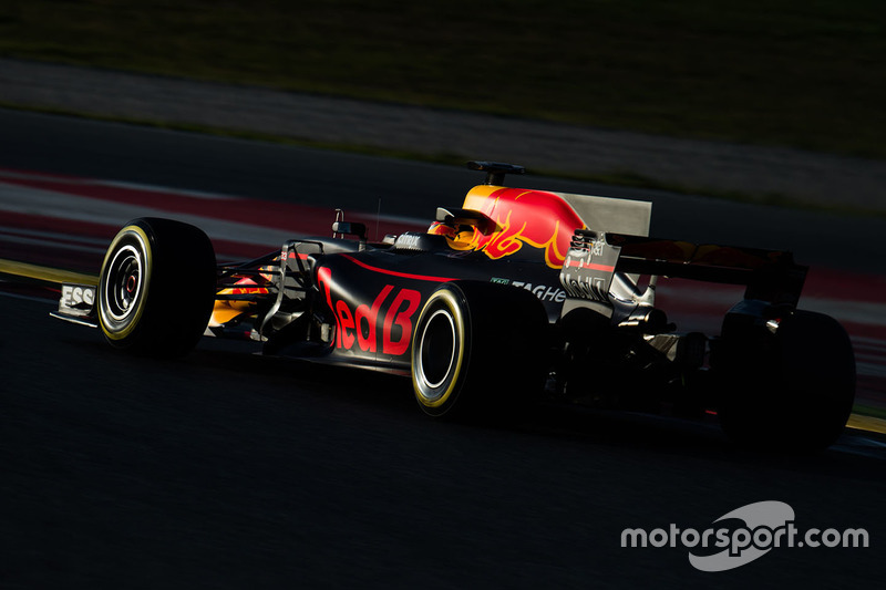 4. Max Verstappen, Red Bull Racing RB13
