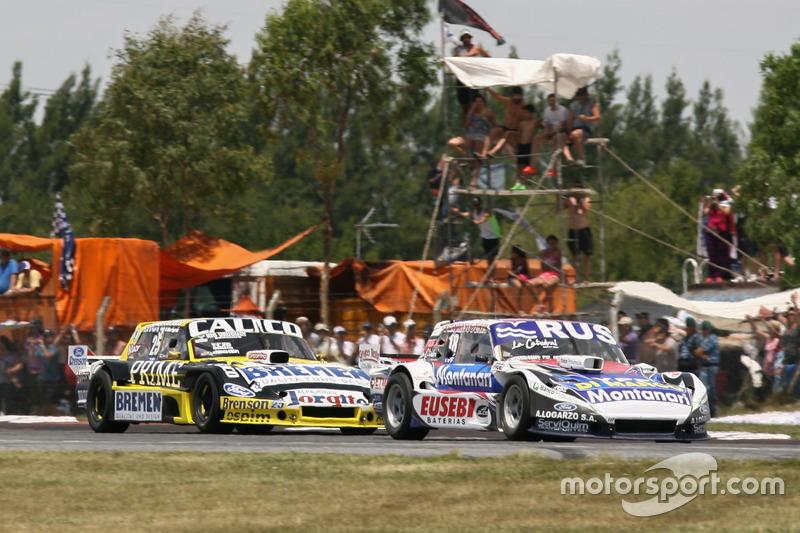 Juan Martin Trucco, JMT Motorsport Dodge, Emanuel Moriatis, Martinez Competicion Ford