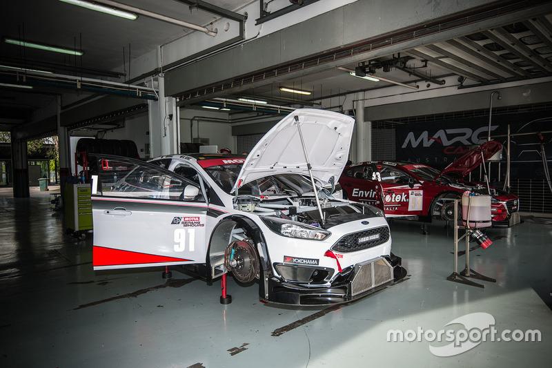 #91 Marc Cars Australia MARC Focus V8