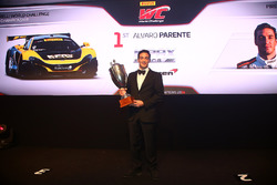 Pirelli World Challenge Champion, Alvaro Parente