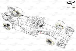 Ferrari F14 T 4/5 view